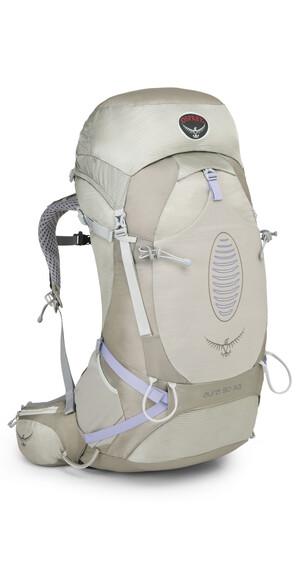 Osprey Aura AG 50 Backpack Women M Silver Streak